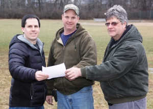Announcing $40,000 DCNR Grant towards Richard E. Miller Memorial Park in Hometown, 1-15-2014 (20)