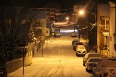 Snow Covered Roads, Tamaqua, 1-18-2014 (1)