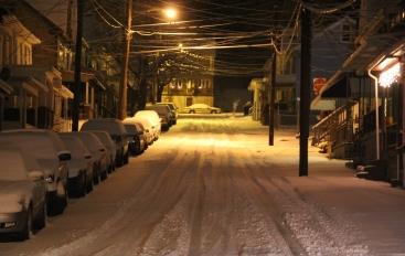 Snow Covered Roads, Tamaqua, 1-18-2014 (15)