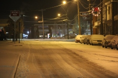 Snow Covered Roads, Tamaqua, 1-18-2014 (5)