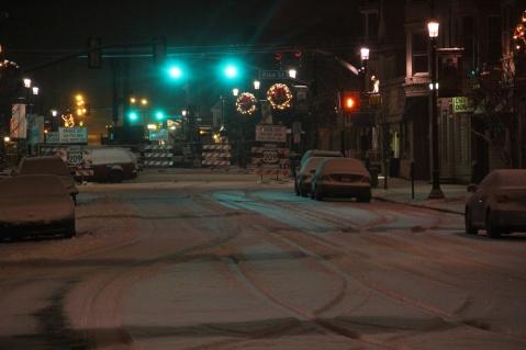 Snow Covered Roads, Tamaqua, 1-18-2014 (9)