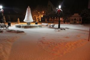 Snow, Depot Square Park, Tamaqua, 1-18-2014 (1.3)