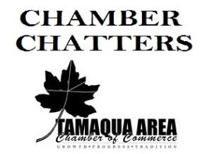 tamaqua chamber of commerce, Chamber Chatters LOGO
