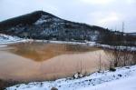 View of Mine Drainage, Tamaqua, 1-28-2014 (17)