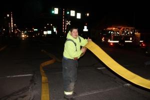 Apartment Fire Response, 14 West Broad Street, Tamaqua, 4-24-2014 (103)