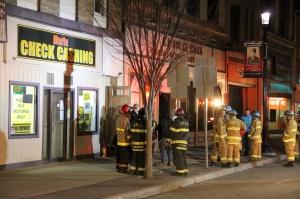 Apartment Fire Response, 14 West Broad Street, Tamaqua, 4-24-2014 (107)
