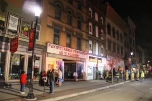 Apartment Fire Response, 14 West Broad Street, Tamaqua, 4-24-2014 (110)