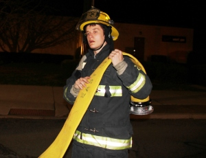 Apartment Fire Response, 14 West Broad Street, Tamaqua, 4-24-2014 (117)