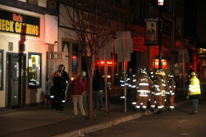 Apartment Fire Response, 14 West Broad Street, Tamaqua, 4-24-2014 (119)