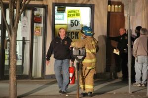 Apartment Fire Response, 14 West Broad Street, Tamaqua, 4-24-2014 (122)