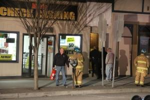 Apartment Fire Response, 14 West Broad Street, Tamaqua, 4-24-2014 (129)