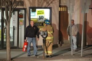 Apartment Fire Response, 14 West Broad Street, Tamaqua, 4-24-2014 (134)