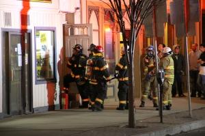 Apartment Fire Response, 14 West Broad Street, Tamaqua, 4-24-2014 (21)