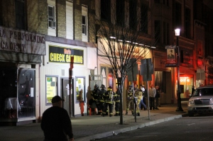 Apartment Fire Response, 14 West Broad Street, Tamaqua, 4-24-2014 (22)