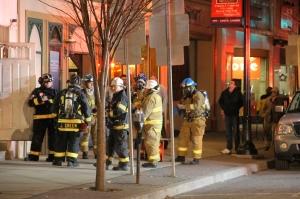 Apartment Fire Response, 14 West Broad Street, Tamaqua, 4-24-2014 (30)