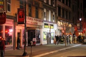 Apartment Fire Response, 14 West Broad Street, Tamaqua, 4-24-2014 (31)