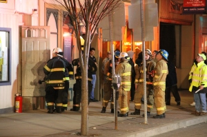 Apartment Fire Response, 14 West Broad Street, Tamaqua, 4-24-2014 (45)