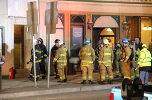 Apartment Fire Response, 14 West Broad Street, Tamaqua, 4-24-2014 (54)