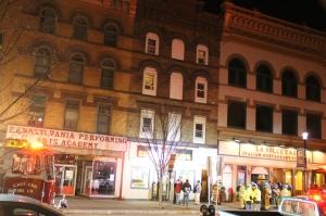 Apartment Fire Response, 14 West Broad Street, Tamaqua, 4-24-2014 (62)