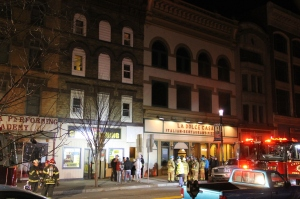 Apartment Fire Response, 14 West Broad Street, Tamaqua, 4-24-2014 (65)