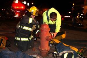 Apartment Fire Response, 14 West Broad Street, Tamaqua, 4-24-2014 (73)