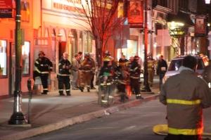 Apartment Fire Response, 14 West Broad Street, Tamaqua, 4-24-2014 (8)