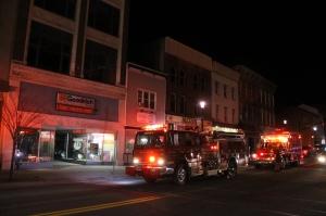Apartment Fire Response, 14 West Broad Street, Tamaqua, 4-24-2014 (86)