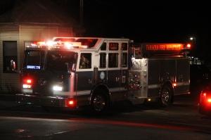 Apartment Fire Response, 14 West Broad Street, Tamaqua, 4-24-2014 (98)