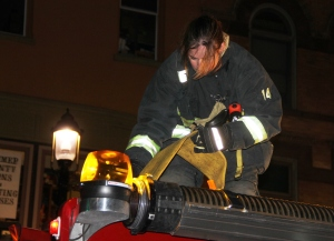 Apartment Fire Response, 14 West Broad Street, Tamaqua, 4-24-2014 (99)