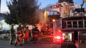 Fire, 614 Old 209 Road, Newkirk, 4-1-2014 (14)