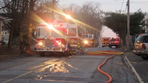 Fire, 614 Old 209 Road, Newkirk, 4-1-2014 (81)