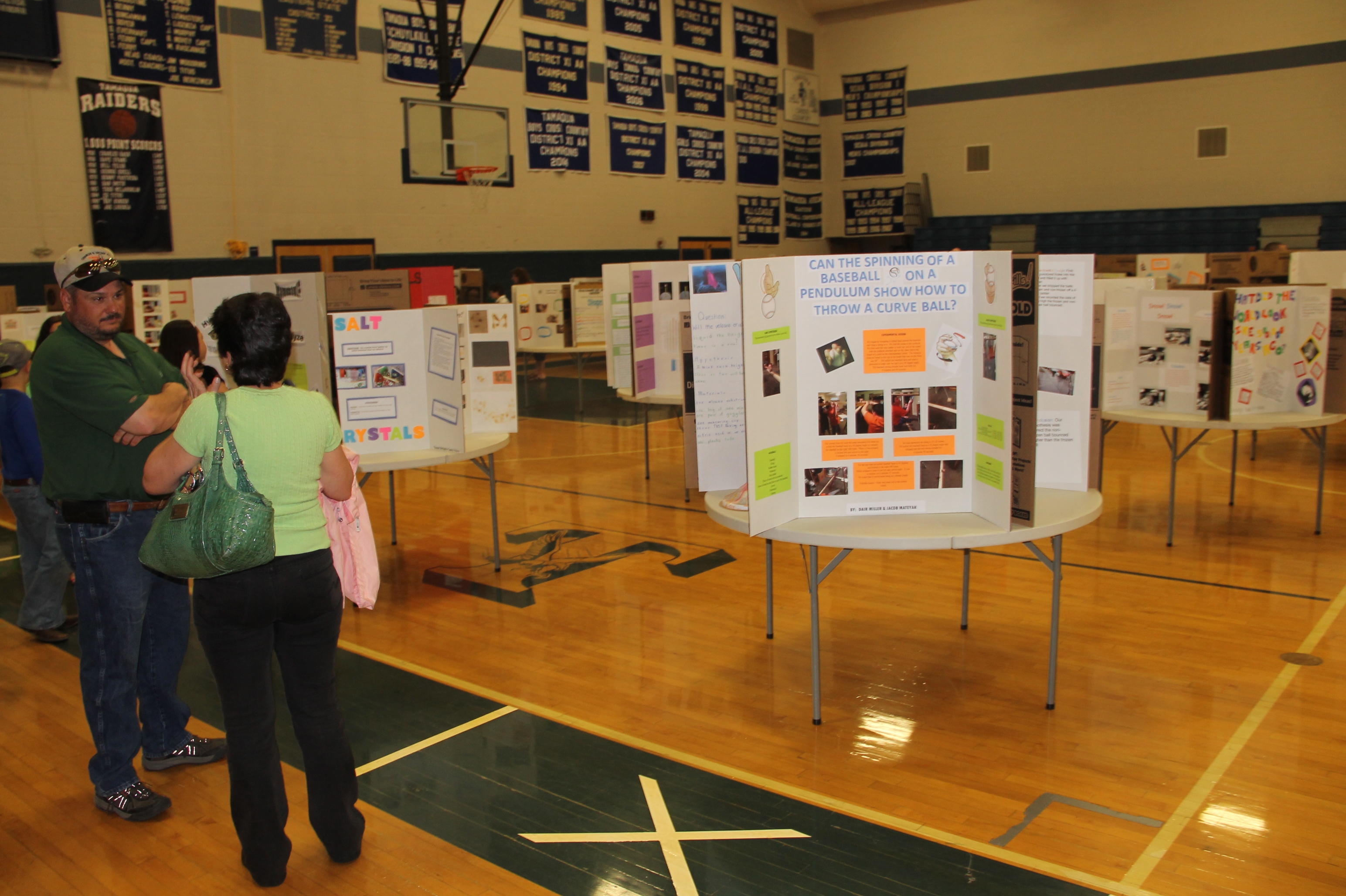 List of Ideas for Science Fair Projects for Middle School