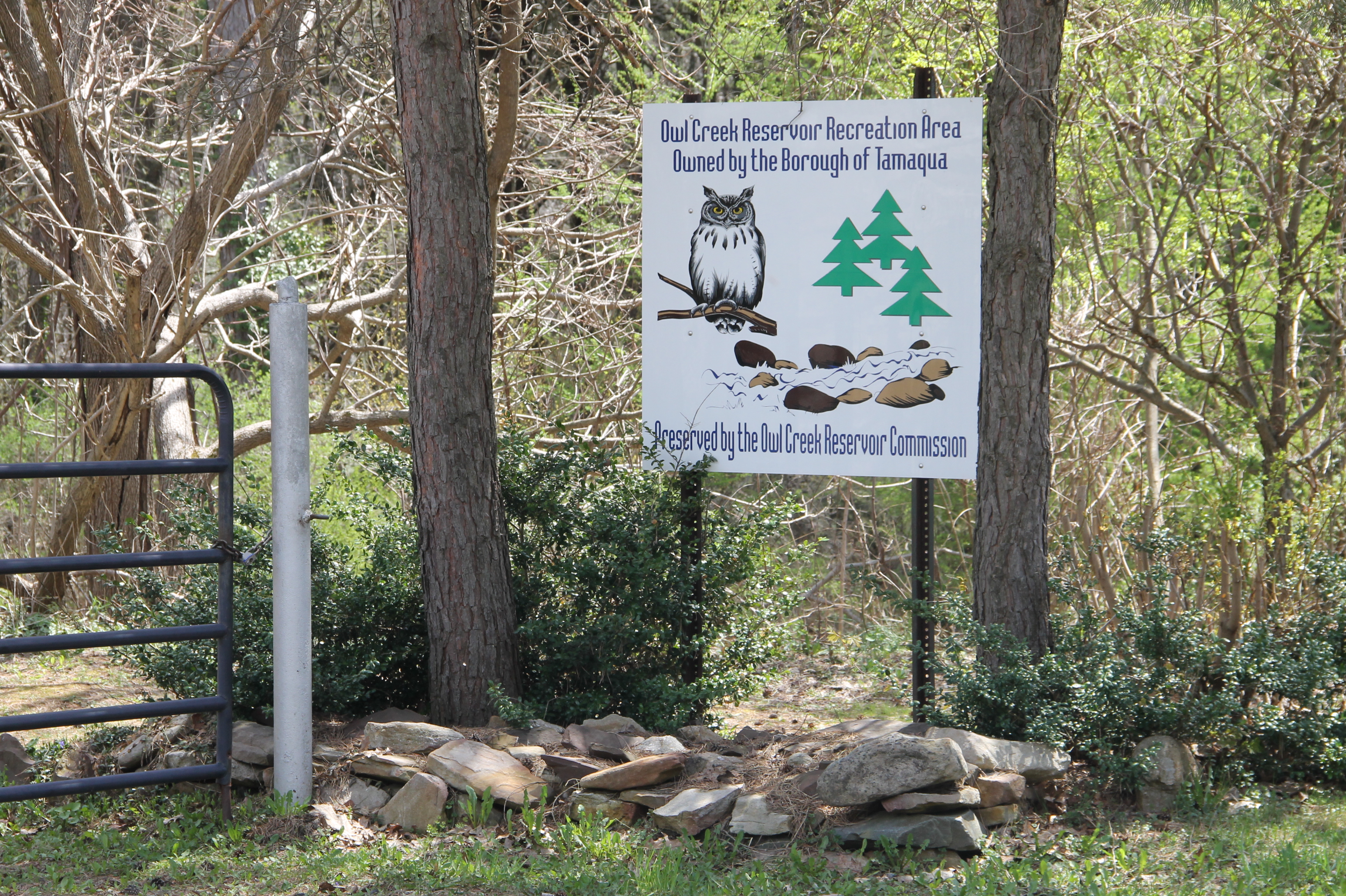 Views Of The Upper Owl Creek Dam Welcome To The New
