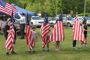 Flag Ceremony, Navy Club, USS Carbon County Ship 260, No. 9 Mine and Museum, Lansford, 5-25-2014 (67)