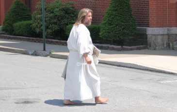 The Jesus Guy visits Tamaqua, 6-16-2014 (27)