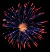 Fireworks Display, 80th Anniversary, St. Joseph's Parish Festival, Summit Hill, 7-20-2014 (164)