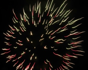 Fireworks Display, Port Carbon, 7-4-2014 (126)
