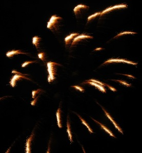 Fireworks Display, Port Carbon, 7-4-2014 (143)