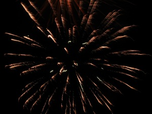 Fireworks Display, Port Carbon, 7-4-2014 (26)