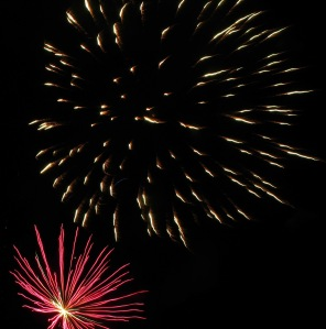 Fireworks Display, Port Carbon, 7-4-2014 (28)