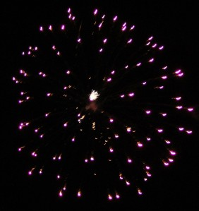 Fireworks Display, Port Carbon, 7-4-2014 (309)