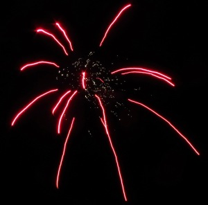Fireworks Display, Port Carbon, 7-4-2014 (31)