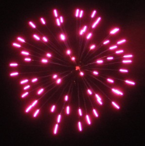 Fireworks Display, Port Carbon, 7-4-2014 (316)