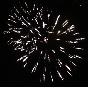 Fireworks Display, Port Carbon, 7-4-2014 (321)