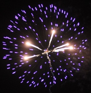 Fireworks Display, Port Carbon, 7-4-2014 (330)