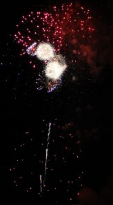 Fireworks Display, Port Carbon, 7-4-2014 (343)
