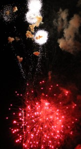 Fireworks Display, Port Carbon, 7-4-2014 (360)
