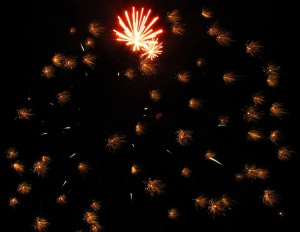Fireworks Display, Port Carbon, 7-4-2014 (40)