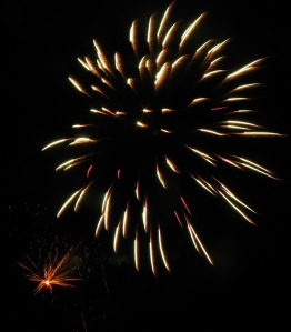Fireworks Display, Port Carbon, 7-4-2014 (42)