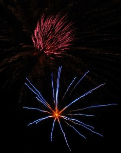 Fireworks Display, Port Carbon, 7-4-2014 (47)